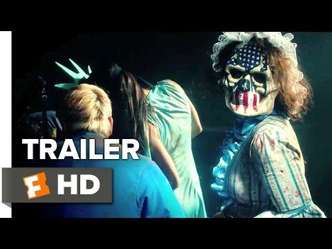 The Purge: Election Year TRAILER 1 (2016) -  Frank Grillo, Mykelti Williamson Movie HD
