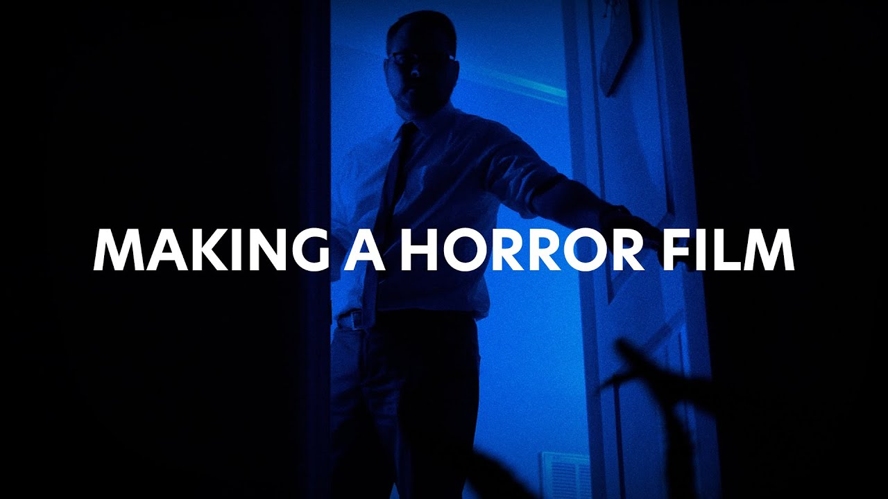 How To Make A No Budget Horror Film From Start To Finish BTS