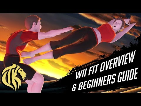 Wii Fit Trainer Overview & Beginners Guide