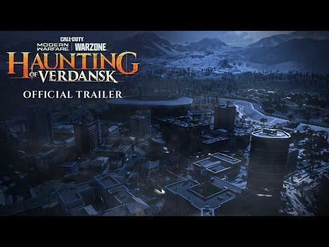 The Haunting of Verdansk Trailer   Call of Duty®: Modern Warfare® & Warzone™