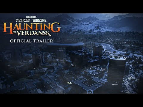 The Haunting of Verdansk Trailer | Call of Duty®: Modern Warfare® & Warzone™