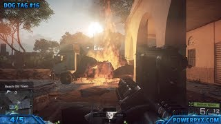 Battlefield 4 - All Collectible Locations (Dog Tags & Weapons) - Mission 6: Tashgar