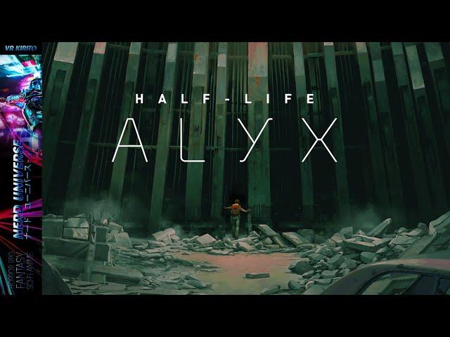 Half-Life: Alyx - #2 Laser-Rätsel, Zombies & Aliens ☬ Oculus CV1 [Deutsch]