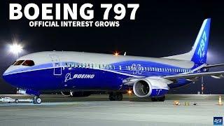 Boeing 797 Interest Grows