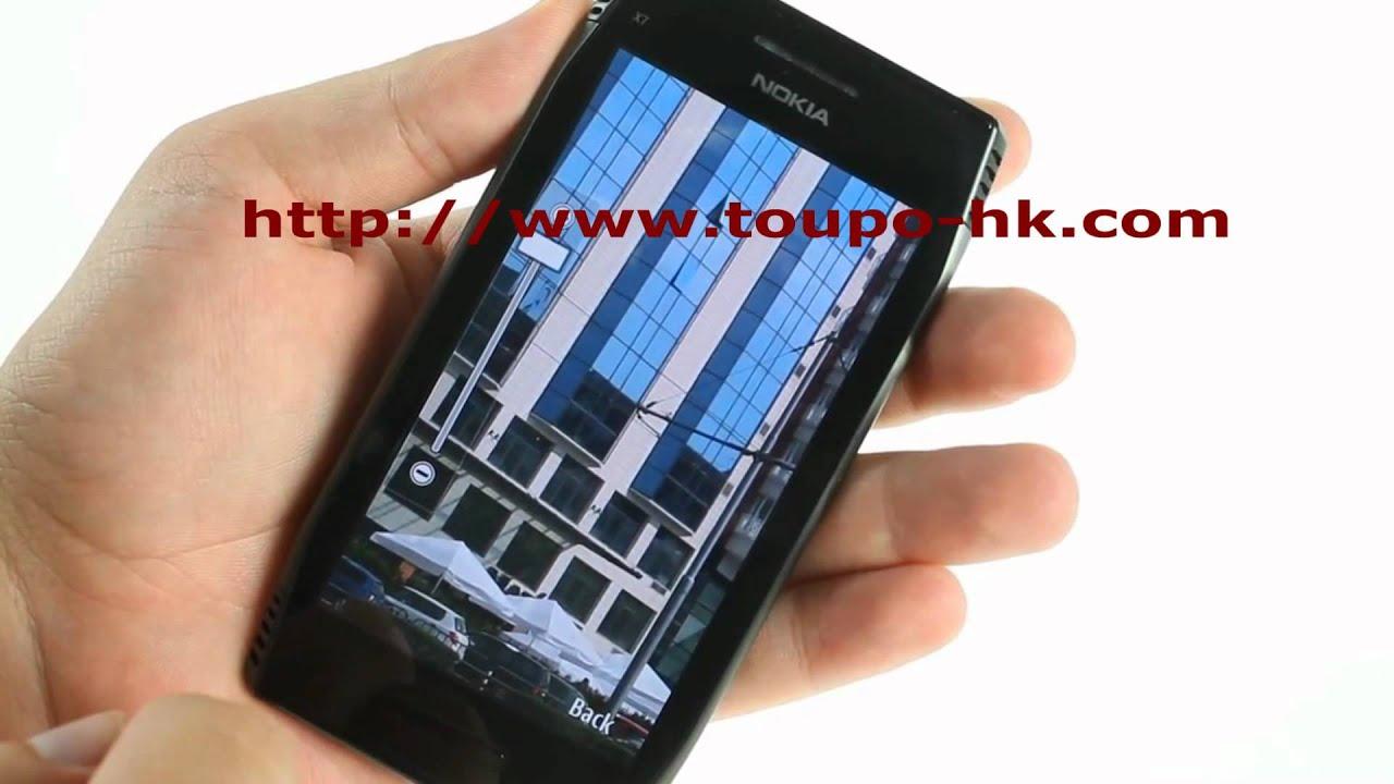 Nokia x7 00 software - Nokia X7 X7 00 8mp Symbian Anna Os Phone Unlocked Free Shipping