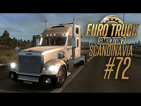 Euro Truck Simulator 2 [#72] - DLC Scandinavia/Скандинавия - Новые моды