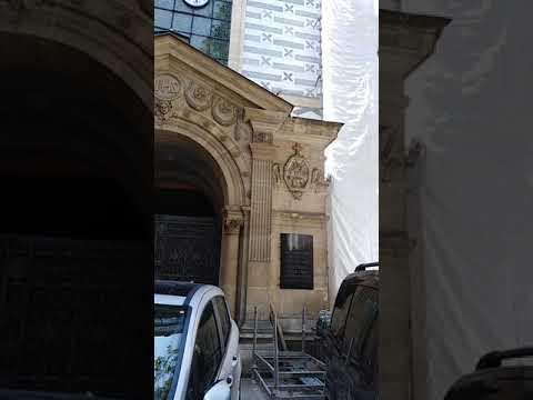 Армянская церковь в Париже. 3 округ.