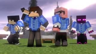 Бед варс Minecraft анимация   Хайпиксель