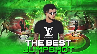 NBA 2K21 *NEW* BEST JUMPSHOT IN NBA 2K21! 100% BEST GREENLIGHT JUMPSHOT! MOST CONSISTENT JUMPSHOT!
