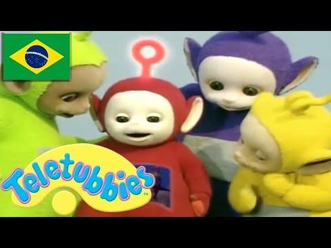 Teletubbies Brasil Português - Compilação De 1 Hora