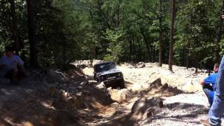 Crawling in Uwharrie