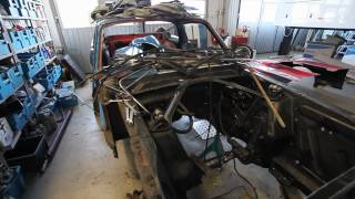 Restoration of my Ford Mustang Fastback 1965 Part 1