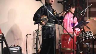 2006年3月 照屋林作&知念梢( http://kozue.ti-da.net/ )