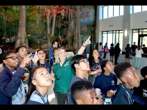 Audubon Louisiana Nature Center Reopens!