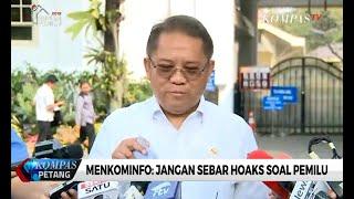 Gambar cover Kemenkominfo Tak Batasi Medsos saat Putusan MK 27 Juni