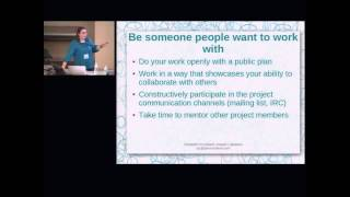 r | p 2013: A Career in Free and Open Source Software - Elizabeth Krumbach Joseph