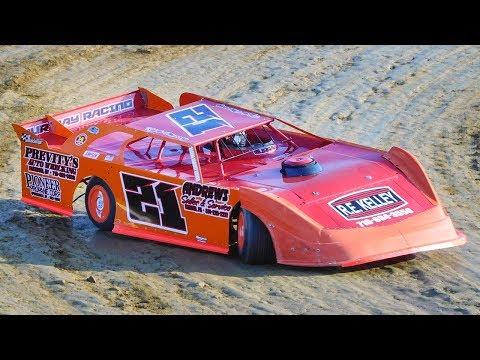 Kyle Murray #21 | In-Car Camera | Genesee Speedway | 9-2-17