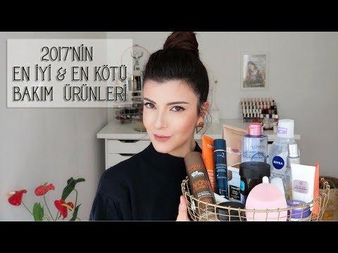 2017'nin En İyi & En Kötü Saç, Cilt, Vücut, El Bakım Ürünleri | Nihan Güzel