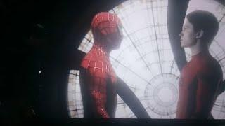 SPIDER-MAN NO WAY HOME LEAKED SET PHOTO (MAJOR SPOILER)