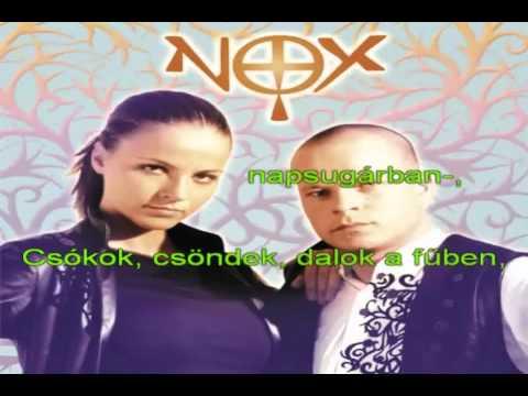 Nox - Százszor ölelj még (Karaoke Verzió)
