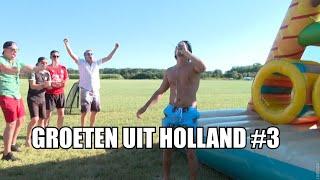 Sensi & Slijptol: Groeten uit Holland Aflevering #3