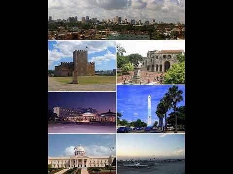 Santo Domingo   Wikipedia Audio Article