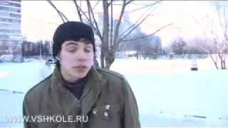 Алексей Литвиненко ответы на вопросы сериал Школа