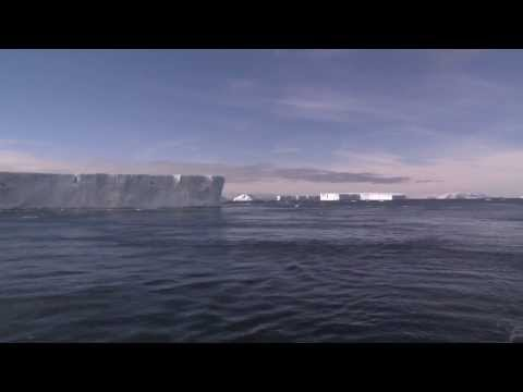 Elysium Epic - Shackleton Antarctic Visual Epic:part 7 - Snow, Ice & Ashes