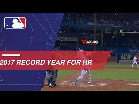 Countdown to Gordon's historic record-breaking homer