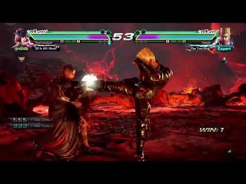 Tekken 7 Online ( Season Pass 2  TV ) :Friday  Day 156 2019  