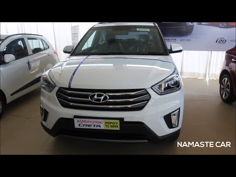 Hyundai Creta   Real-life review