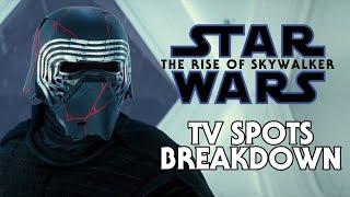 The Rise of Skywalker - TV Spots Breakdown