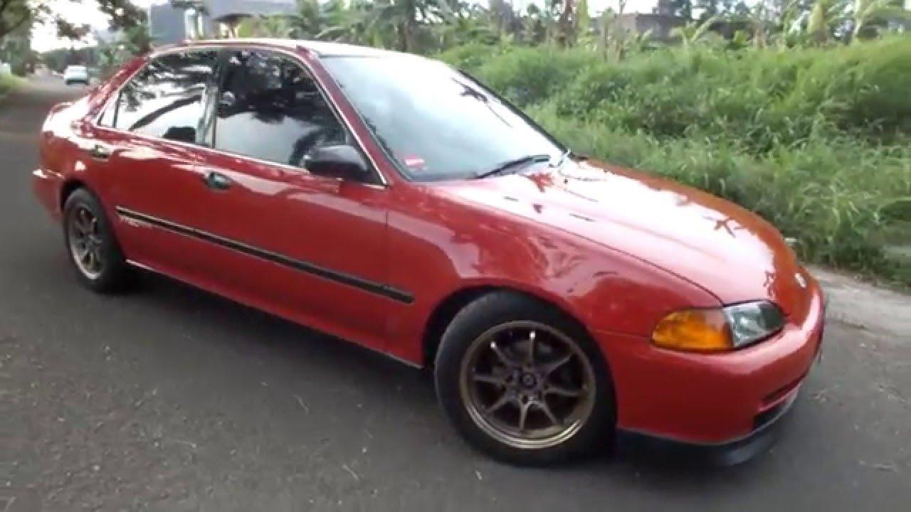 1994 Honda Civic Genio Start Up Walkaround Test Drive