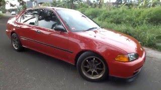 1994 Honda Civic Genio - Start up, Walkaround, Test Drive -