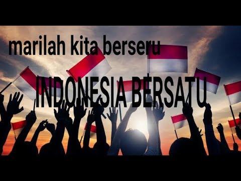 Indonesia Bersatu, Indonesia Raya
