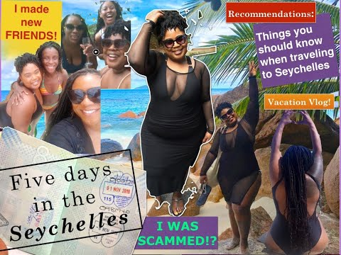 My trip to the Seychelles! | Travel recommendations & Storyt