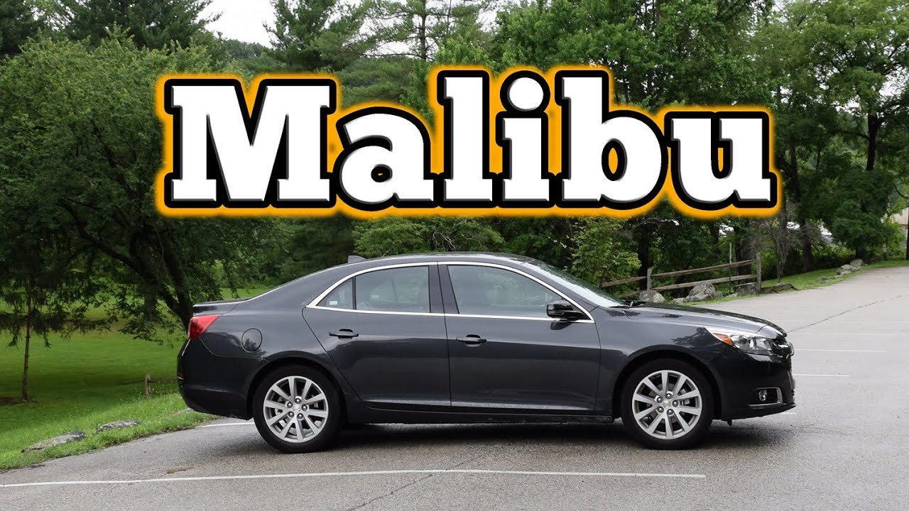 Regular Car Reviews 2017 Chevrolet Malibu Lt