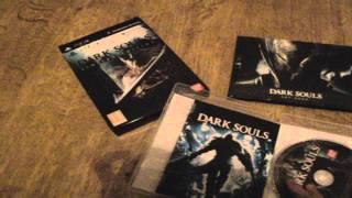 Dark Souls: Prepare to Die Edition (PS3) Unboxing (EUR Ver)
