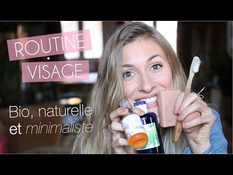 Routine Visage | Bio, naturelle et minimaliste