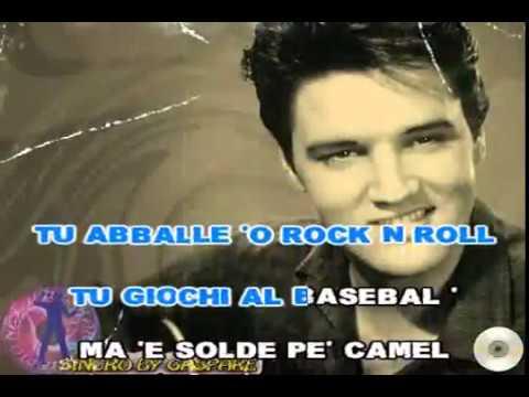 Renato Carosone - Tu vuò fa l'Americano (karaoke - fair use)