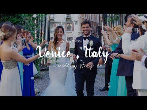 Venice Wedding Film, Turkish Wedding in Italy