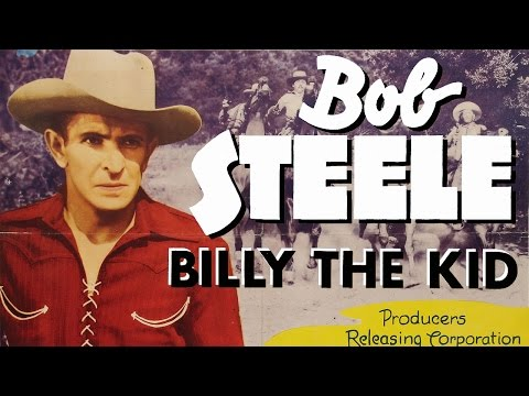 Billy The Kid in Santa Fe 1941 BOB STEELE