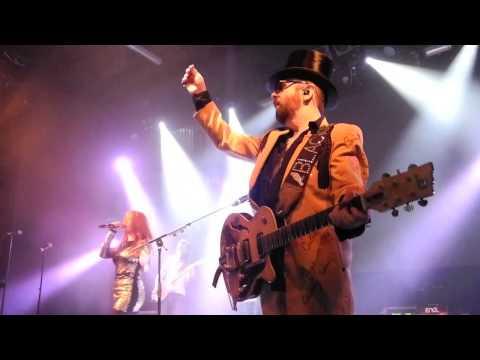 Dave Stewart feat. Vanessa Amorosi: I Need A Man with Saint Lu, Frankfurt 29.09.2013