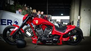 Bike Show Review Harley Dome Cologne 2017 (Livestream)