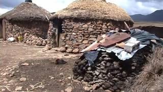 Le LESOTHO - Afrique