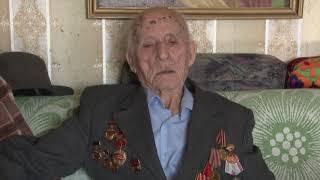 Ветеран Великой Отечественной войны Константин Кореньков
