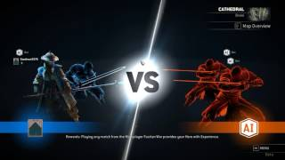 For Honor BETA unlocking character and trying to connect to multiplayer fails