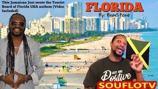 Talented Jamaican writes FLORIDA anthem