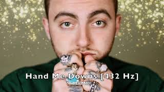 Download Lagu Mac Miller - Hand Me Downs [432 Hz] mp3