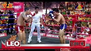 ពេជ្រ- សីហា VS Watcharalek(ថៃ)ពីតជាល្អមើលជក់ចិត្តមែនទែន-kon khmer 2018